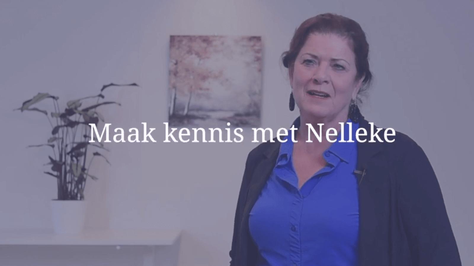 YouTube Screenshot van Nelleke Hartmanns