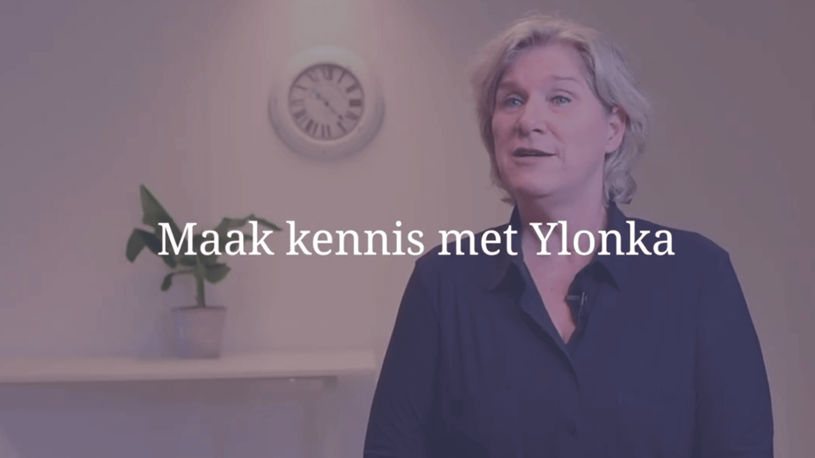 Youtube screenshot van Ylonka de Boer