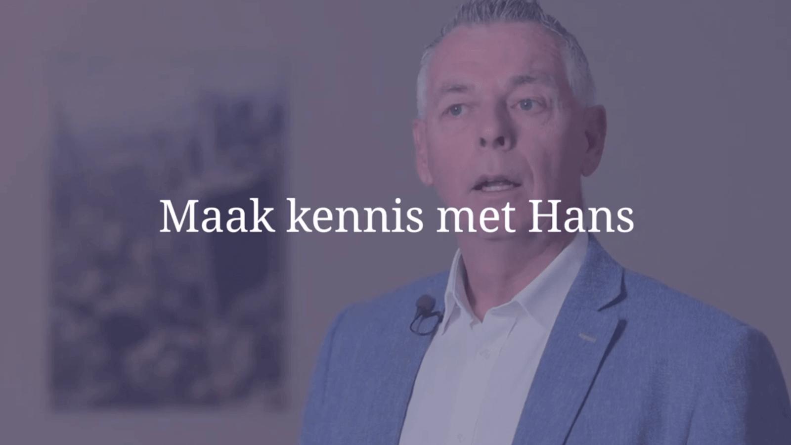 YouTube screenshot Hans van Son