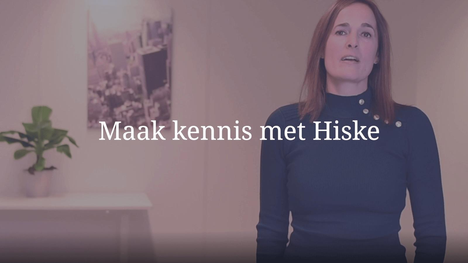 YouTube Screenshot van Hiske Zuijderwijk